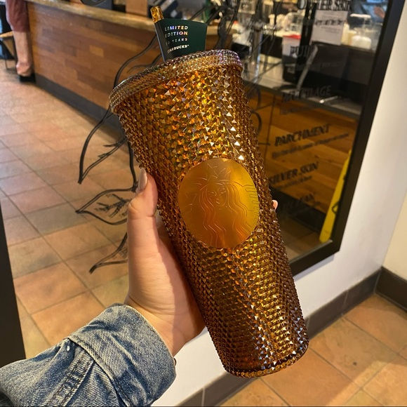 LIMITED EDITION 50 years Venti Starbucks tumbler